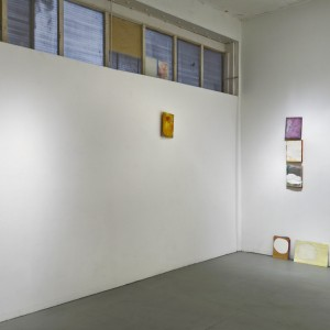 Installation view, Monte Vista, Highland Park, CA, 2012