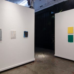 Installation view, Highways Performance Space Gallery, 2017